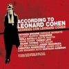 According to Leonard Cohen (Live)