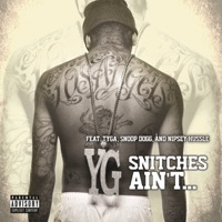 Snitches Ain't... (feat. Tyga, Snoop Dogg & Nipsey Hussle) - Single Mp3 Download