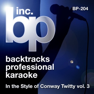Karaoke In the Style of Conway Twitty, Vol. 3 – BP Studio Musicians