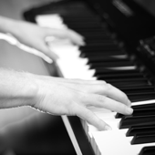 On My Own (Piano Backing Track)