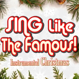 have yourself a merry little christmas instrumental karaoke originally performed by christina perri single sing like the famous