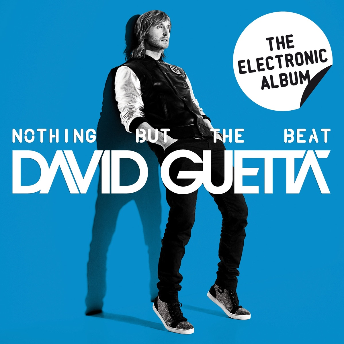 Nothing But the Beat - The Electronic Album David Guetta CD cover