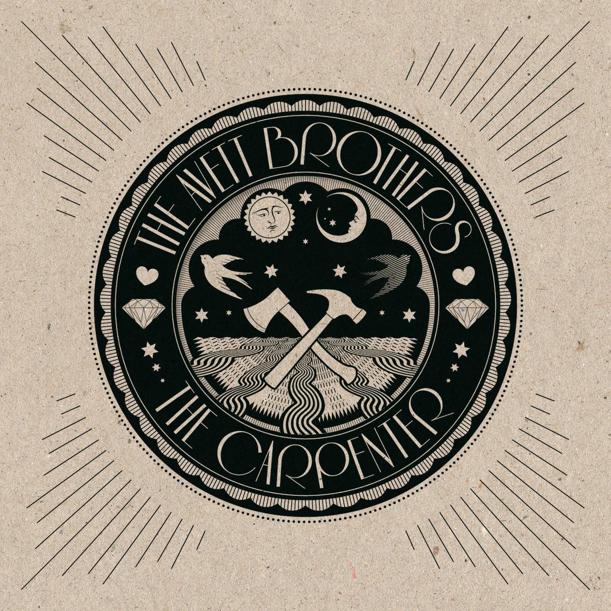 The Carpenter The Avett Brothers CD cover