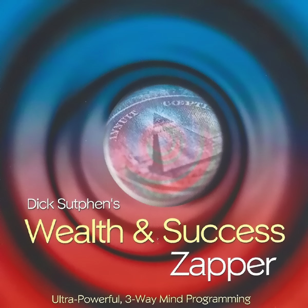 ‎Wealth & Success Zapper by Dick Sutphen