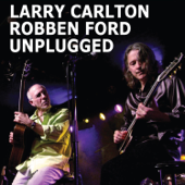 Hand in Hand with the Blues - Larry Carlton & Robben Ford