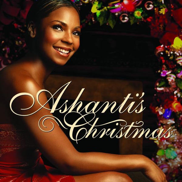 Ashantis Christmas Ashanti CD cover