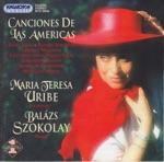 Maria Teresa Uribe & Balázs Szokolay - Todo pasó - Minden elmúlt