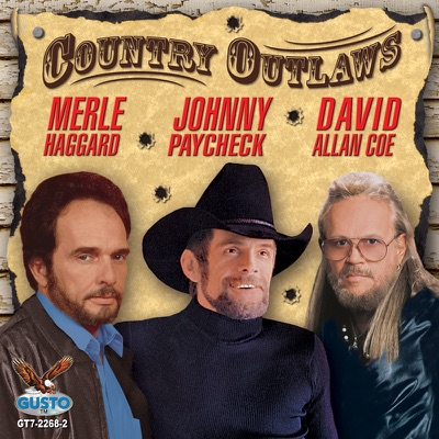 Country Outlaws - Merle Haggard