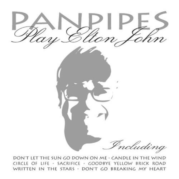 Panpipes Play Elton John Pan Pipes CD cover