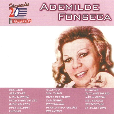 20 Selecionadas - Ademilde Fonseca