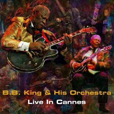 Live in Cannes - B.B. King
