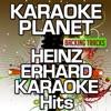 Heinz Erhard Karaoke Hits (Karaoke Planet) ジャケット写真