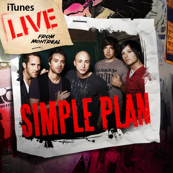 Simple Plan  -  Welcome to My Life diffusé sur Digital 2 Radio