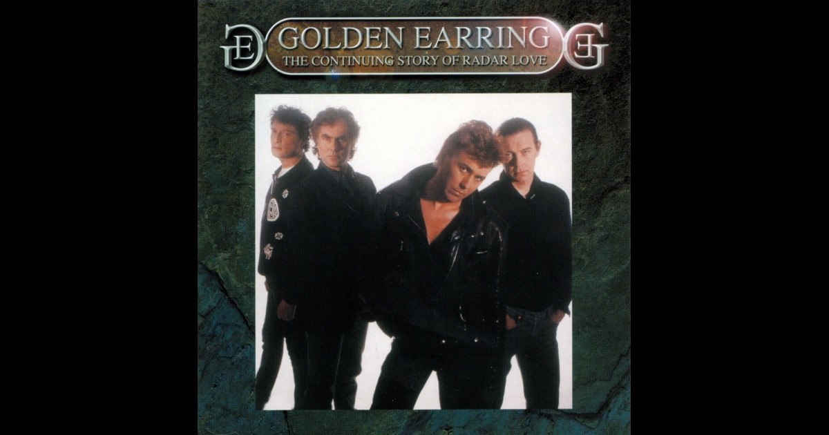the continuing story of radar by golden earring on