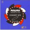 Magma 1975 Théâtre Du Taur ジャケット写真