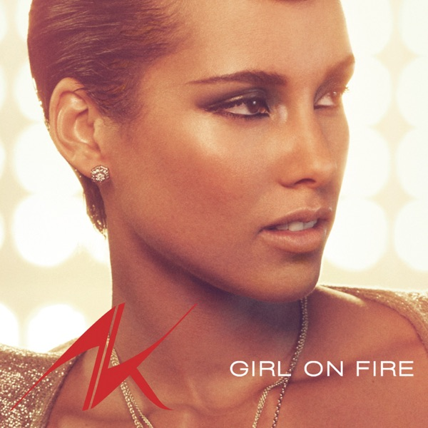 Cover art for Girl On Fire