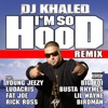 I'm So Hood (feat. Young Jeezy, Ludacris, Busta Rhymes, Big Boi, Lil Wayne, Fat Joe, Birdman & Rick Ross) [Remix] - Single, DJ Khaled