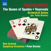 New Zealand Symphony Orchestra/Peter Breiner - The Queen of Spades Suite (arr. P. Breiner for orchestra): I. Tomsky's Ballad: Once upon a time in Versailles
