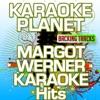 Margot Werner Karaoke Hits (Karaoke Planet) - EP ジャケット写真