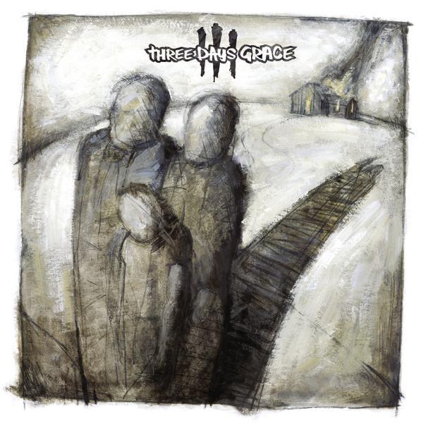 Three Days Grace Three Days Grace CD cover