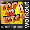 Top 40 Hits Remixed, Vol. 9 (60 Minute Non-Stop Workout Mix [125-132 BPM]), Power Music Workout