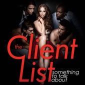 """Something To Talk About (Music from """"The Client List"""") - Single"""