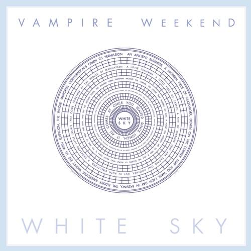 Vampire Weekend - White Sky - EP