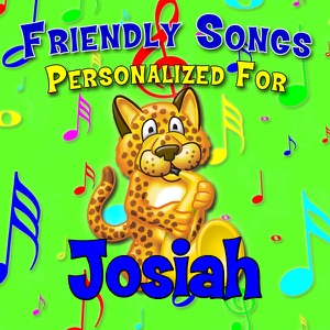 Personalized Kid Music - Wake Up Josiah (Joesiah, Jasiah, Jesiah, Jasyah, Joziah, Josia)