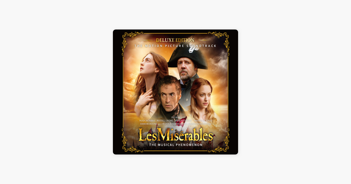 Les Miserables Movie Soundtrack Deluxe ‎レ・ミゼ...