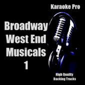 Karaoke Pro - Broadway West End Musicals 1
