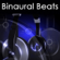 Restful Sleep Music With Nature Sounds and White Noise - Binaural Beats