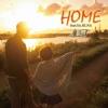 HOME (feat. SA.RI.NA) - EP ジャケット写真