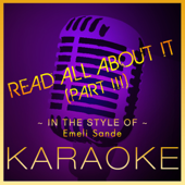 Read All About It, Pt. III (Karaoke Version in the Style of Emeli Sande)