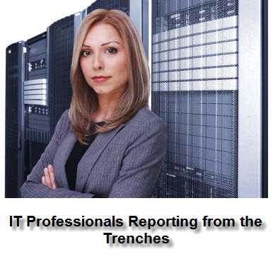 IT Professional Report From The Trenches