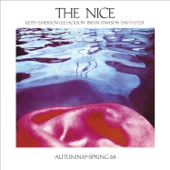 The Nice - Diamond Hard Blue Apples of the Moon