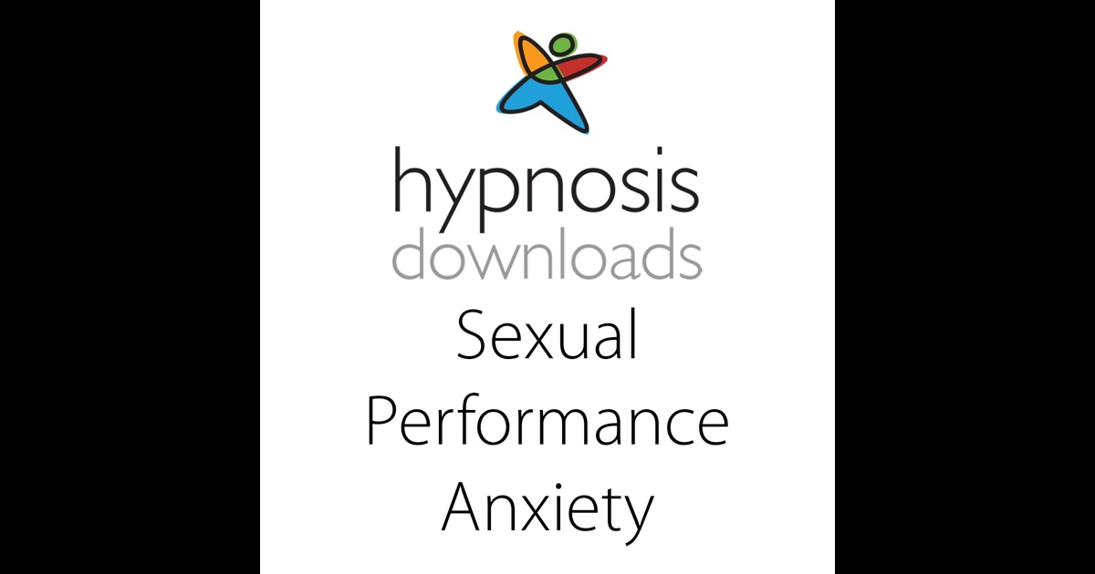 Severe sexual performance anxiety