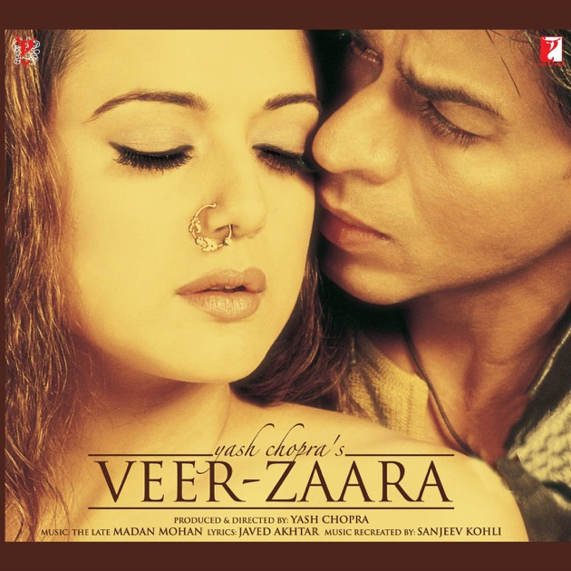 Veer Zaara Hindi Movie Mp3 Song Free Download