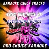 Hallelujah (Karaoke Version) [Originally Performed By Alexandra Burke]