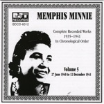 Memphis Minnie - Finger Print Blues
