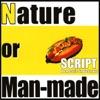 Nature or Man-made (SCRIPT Domestic Industry 3) ジャケット写真