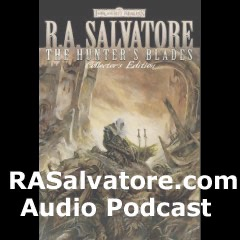 RASalvatore.com Audio Podcasts