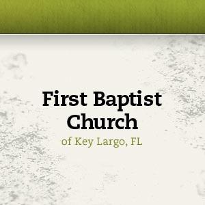 First Baptist Church, Key Largo, Florida
