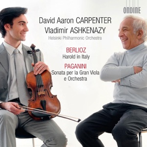 Vladimir Ashkenazy, Helsinki Philharmonic Orchestra & David Aaron Carpenter - Harold en Italie, Op. 16: I. Adagio (Harold in the Mountains. Scenes of Melancholy, Happiness and Joy)