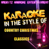 Karaoke - In the Style of Country Christmas Classics