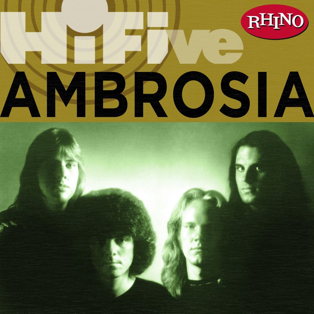 Rhino Hi Five Ambrosia - EP Ambrosia CD cover