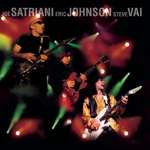 Joe Satriani, Eric Johnson & Steve Vai - G3: Live In Concert