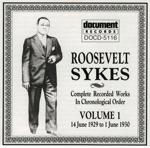 Roosevelt Sykes - Fire Detective Blues