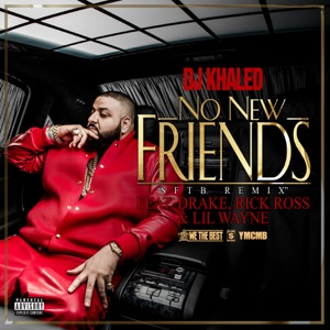 No New Friends (SFTB Remix) [feat. Drake, Rick Ross & Lil Wayne] - Single Mp3 Download