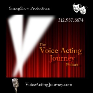 The Voice Acting Journey Podcast