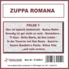 Zuppa Romana, Folge 1